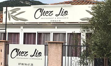 «Chez Lio» Restaurant – Brasserie