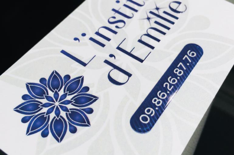 | OFFRE | Création de votre carte de visite + impression dès 99€*