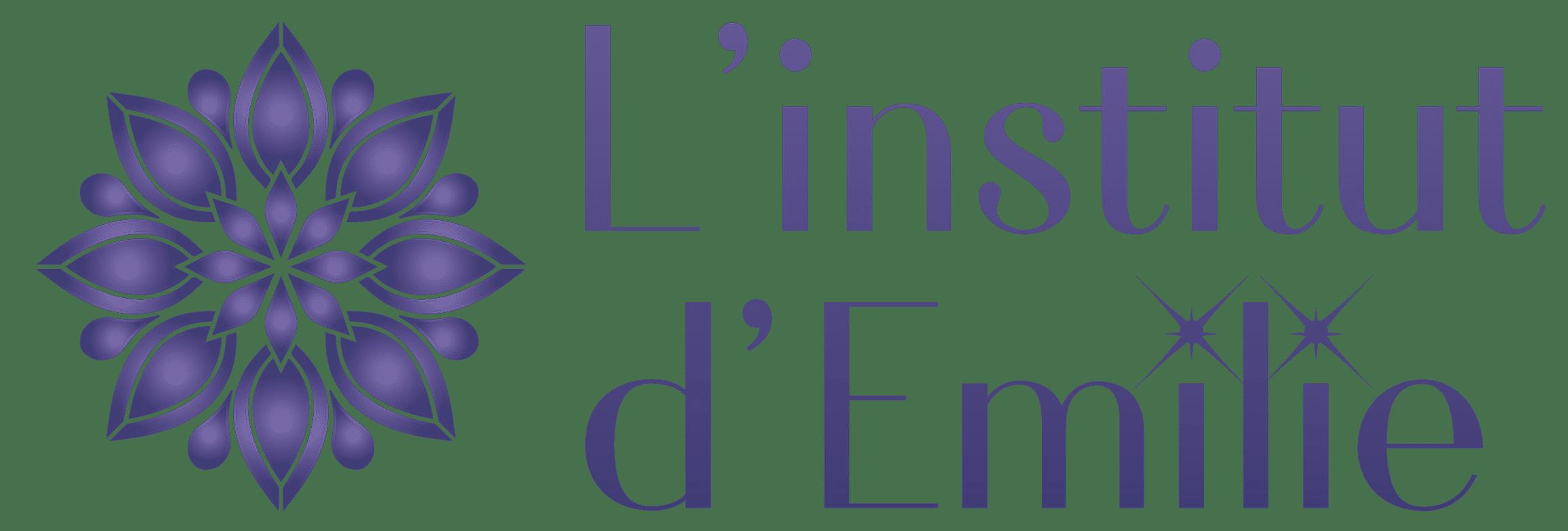 creation logo institut emilie SB-GRAPH aubagne marseille