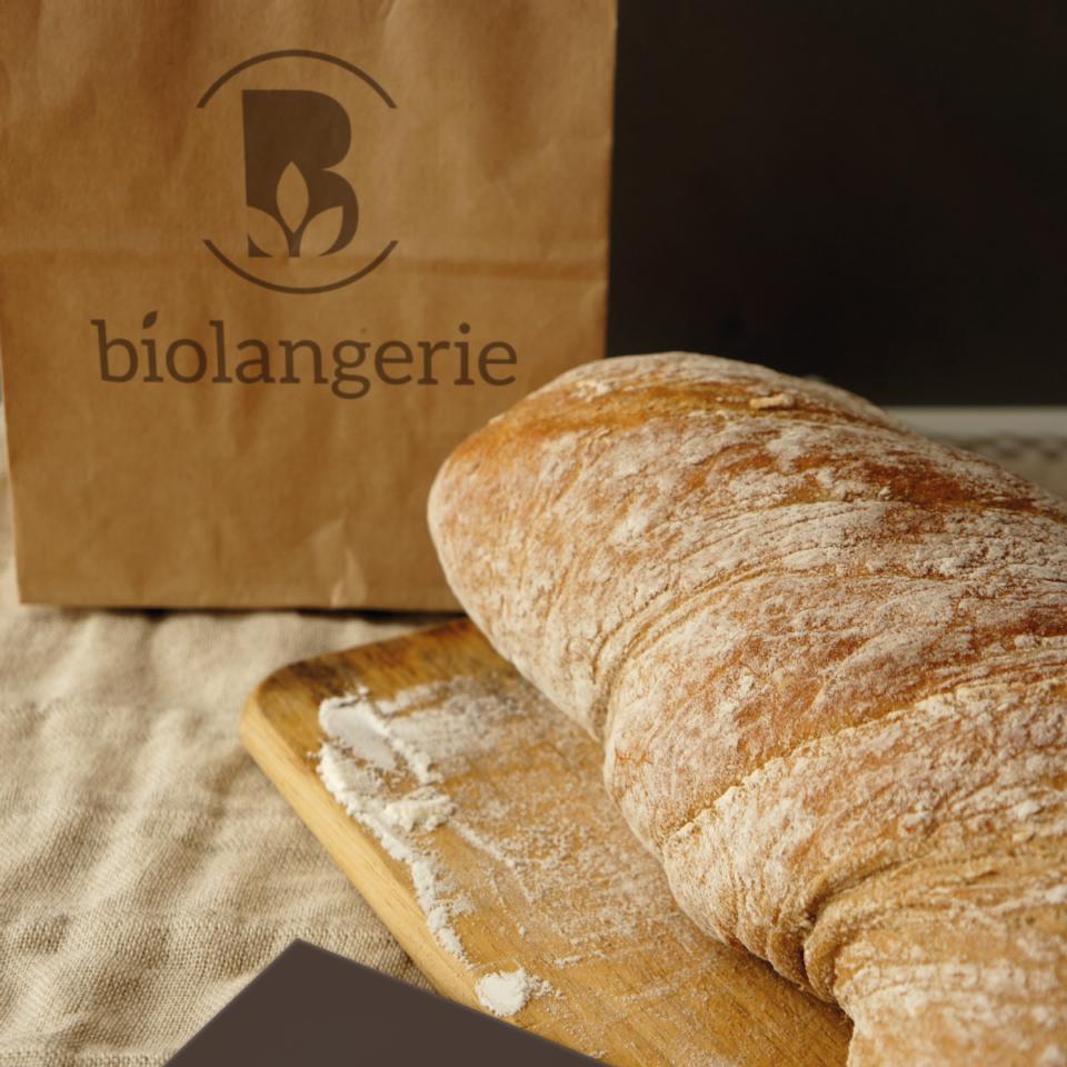 création logo boulangerie Saint-Zacharie