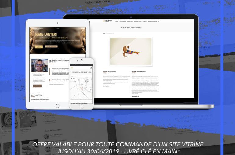 offre creation site vitrine sur mesure graphiste freelance marseille sb-graph