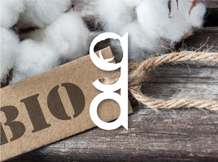 logo gd coton bio branding
