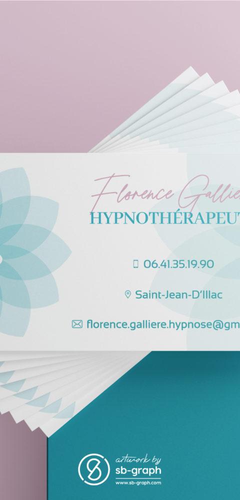 Florence G. – Hypnothérapeute