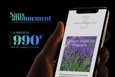 Conception de votre site internet sur-mesure à Aubagne – SB-GRAPH | Webmaster Freelance