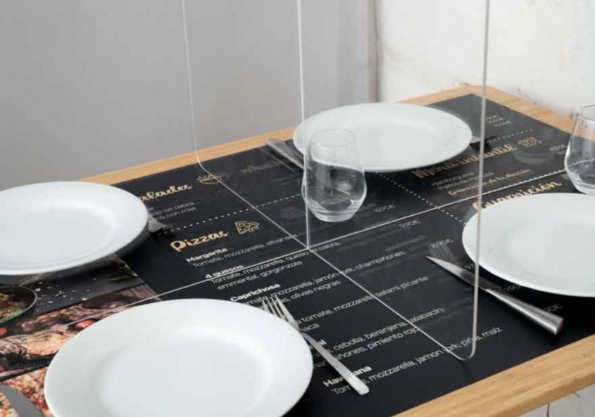 plexiglass restaurant cannes