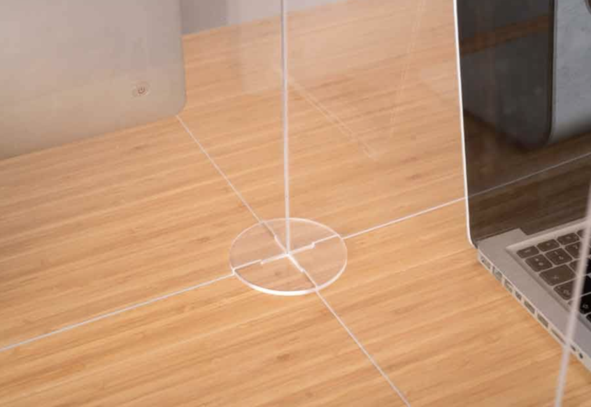 panneau-plexiglass-croix-bureau